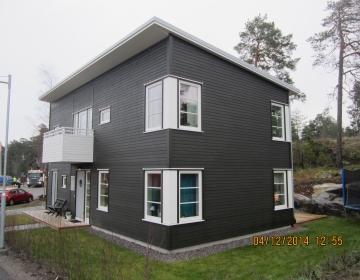 Östra Stadsskogen, Sweden