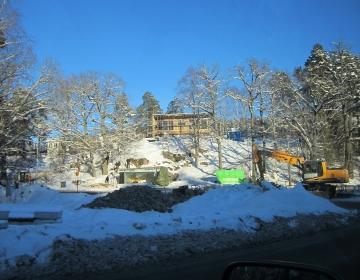 Villa Kitanovic, Sweden