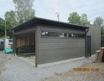 Øvrevollveien, Norway