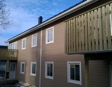 Bertnes, Norway